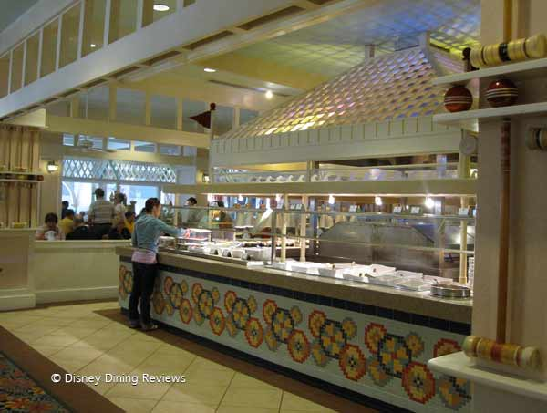 cape-may-buffet-area-view