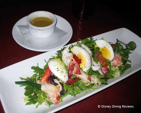 le-cellier-lobster-salad