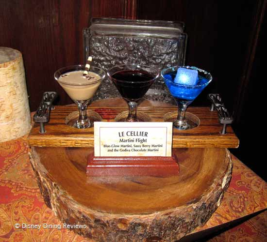 le-cellier-martini-flight