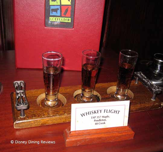 le-cellier-whiskey-flight
